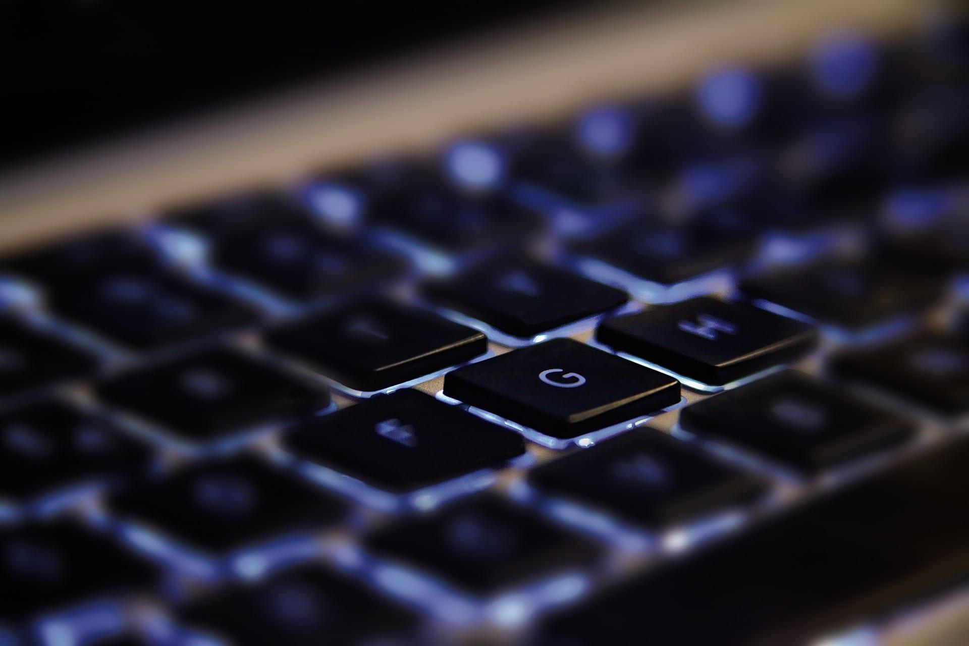 Jak přepnout klávesnici?