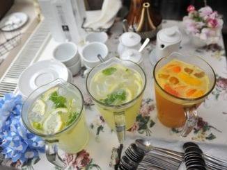 Jaké nápoje osvěží v horkém počasí?