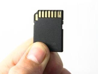 Jak obnovit smazané soubory z paměťové karty?