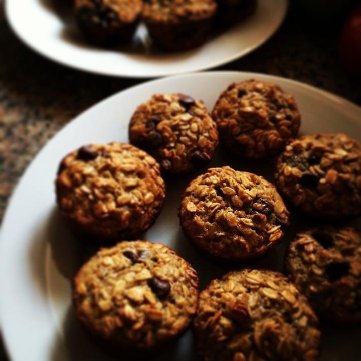 Jak udělat ovesné muffiny?
