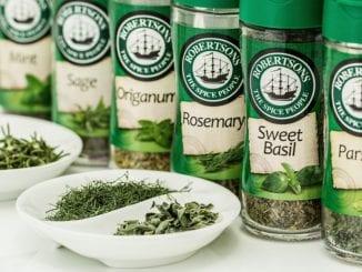 Jaké bylinky jsou vhodné na přípravu pokrmů?