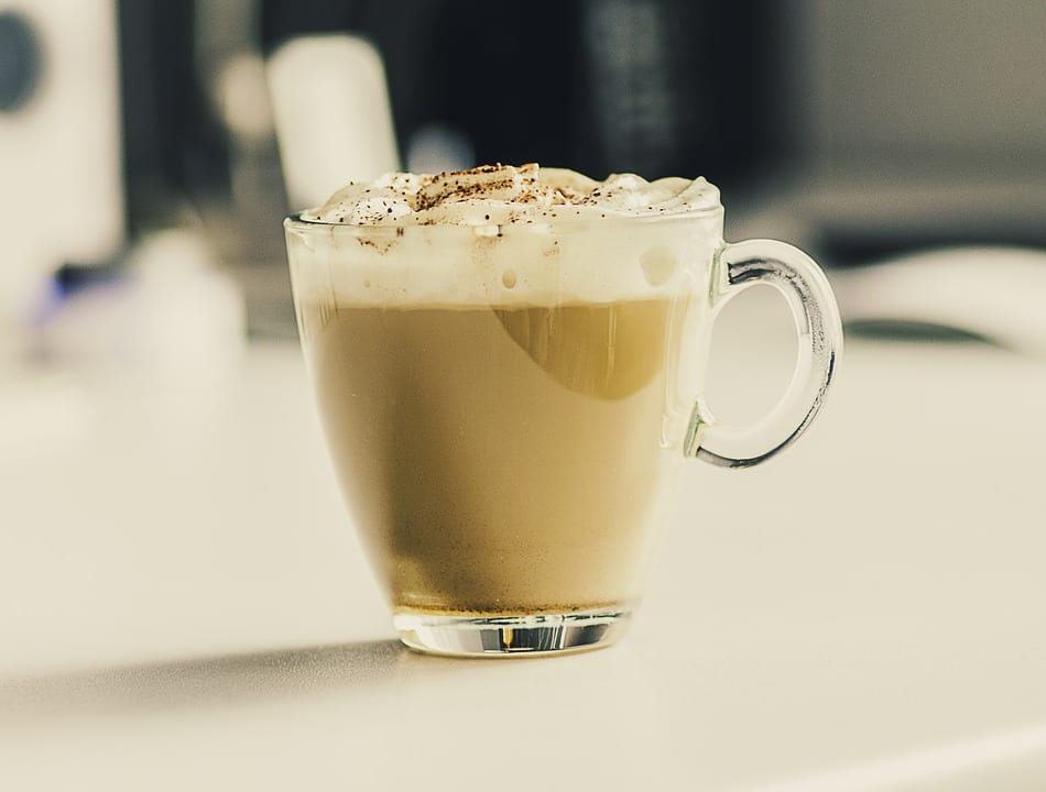 Jak udělat dýňové latte?