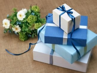 Jak vhodně zabalit dárky?