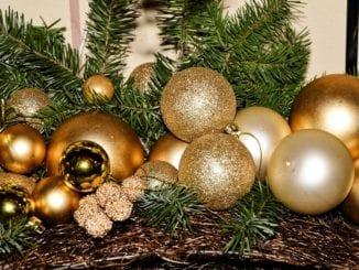 Co nesmí na vánoce chybět?