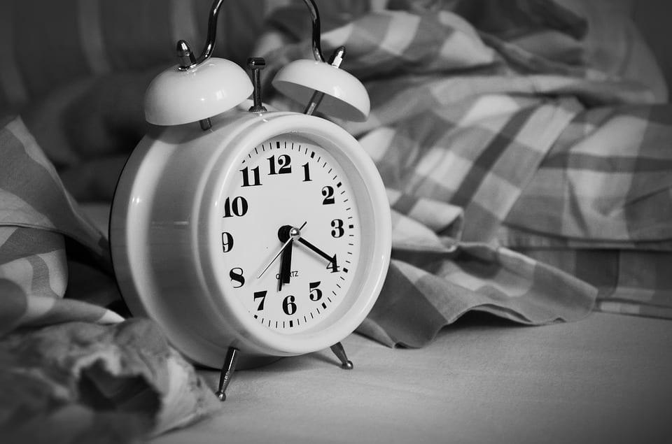 Jak předcházet problémům se spánkem?