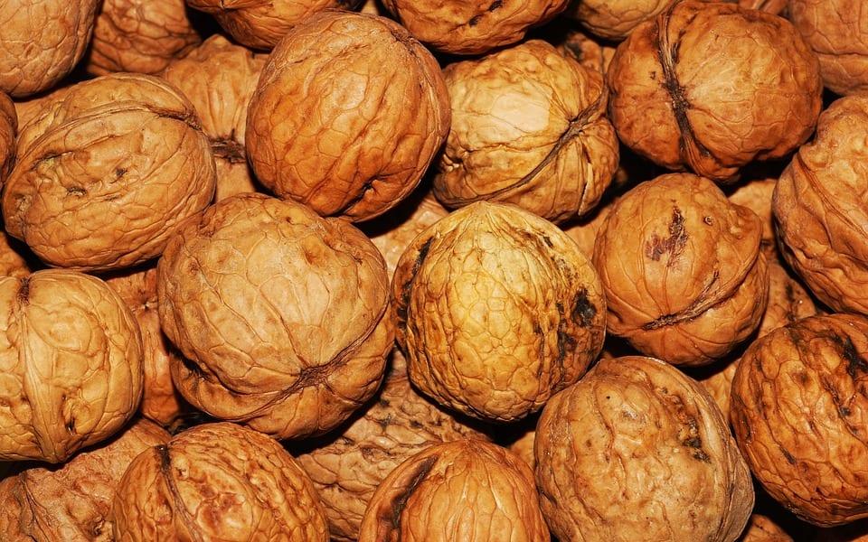 Jak udělat ořechové máslo z vlašských ořechů?