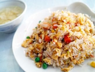 Jak udělat pečené rizoto?