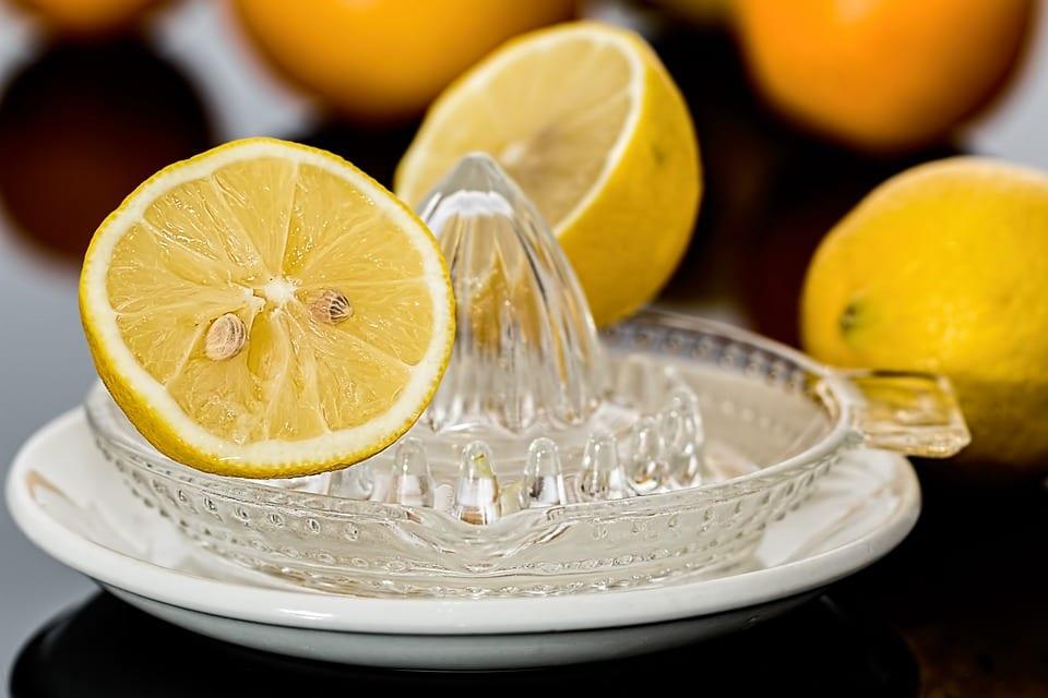 Jak udělat citronové rohlíčky?