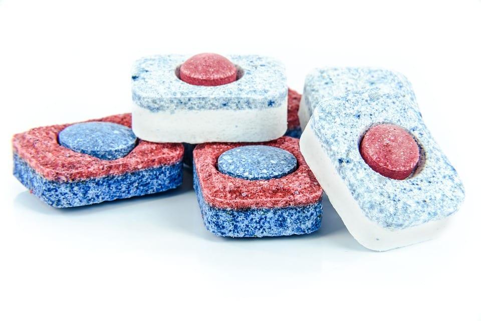 Jak vyrobit domácí tablety do myčky?