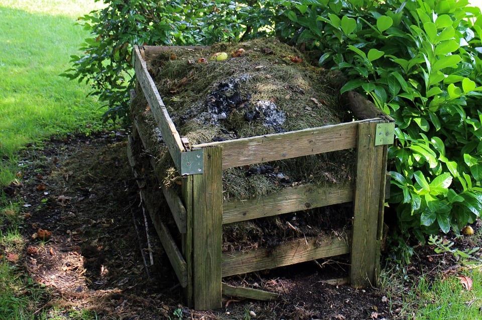 Jak na vlastní kompost?