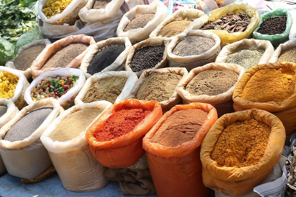 Jak využít indické koření?