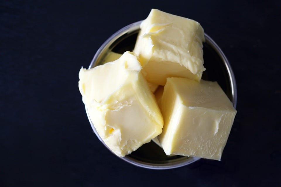 Jak udržet máslo dlouho čerstvé?