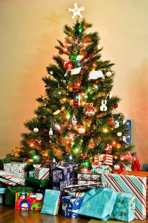 Jak vhodně ozdobit vánoční stromeček?