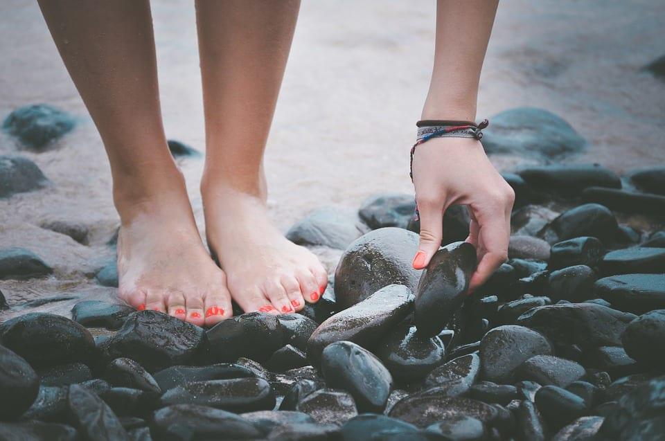 Jak předcházet plísni nohou?