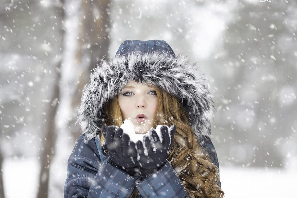 Jak pečovat o vlasy v zimě?