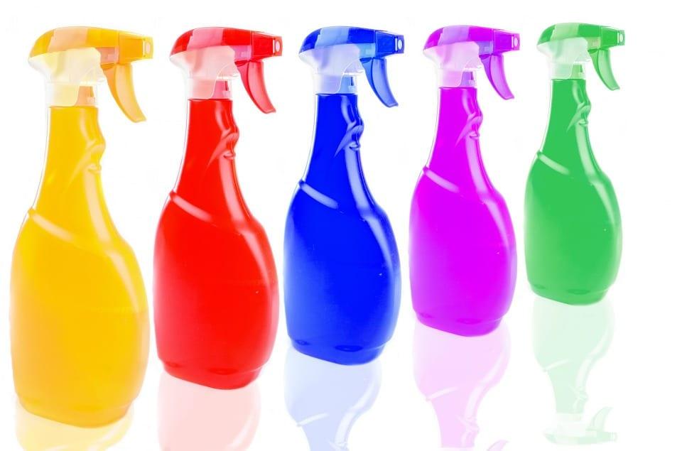 Jak vyrobit domácí dezinfekci?