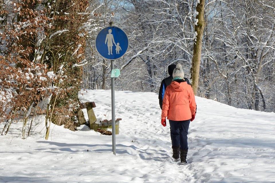Kam na zimní výlet?