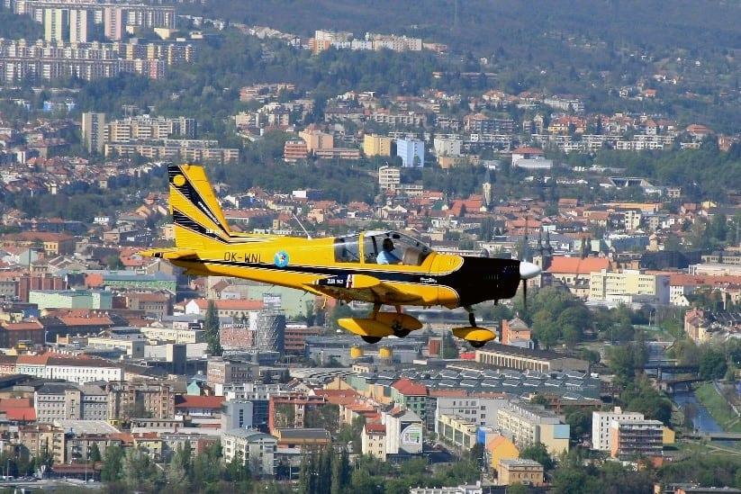 Pilotem se můžete stát i ve volném čase. Kvalifikaci získáte kratším pilotním výcvikem