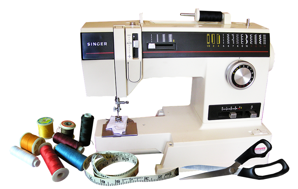 Jak vybrat ideální šicí stroj?