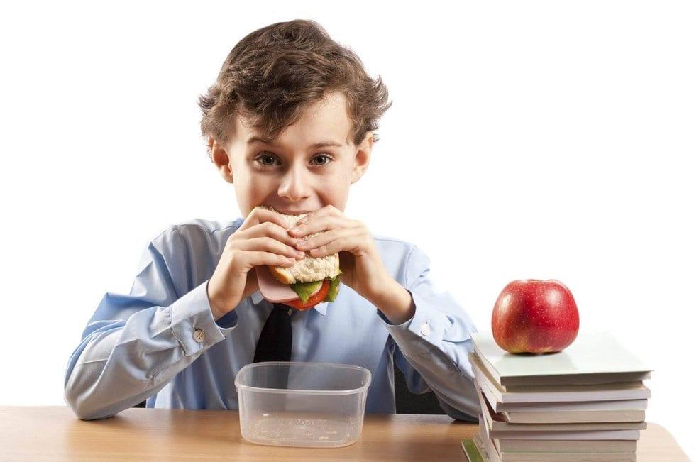 Jakou svačinku připravit dětem do školy