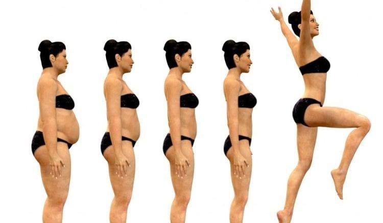 Nejsnadnější způsob jak zhubnout