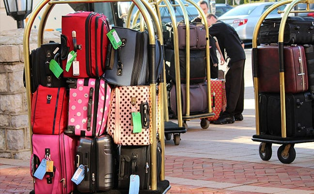 Co dělat, pokud Vaše zavazadlo poletí jinam než Vy