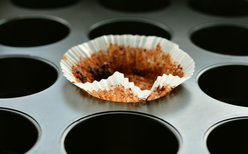 Jak se dá použít plech na muffiny?
