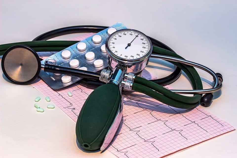 Jak si udržet normální krevní tlak?