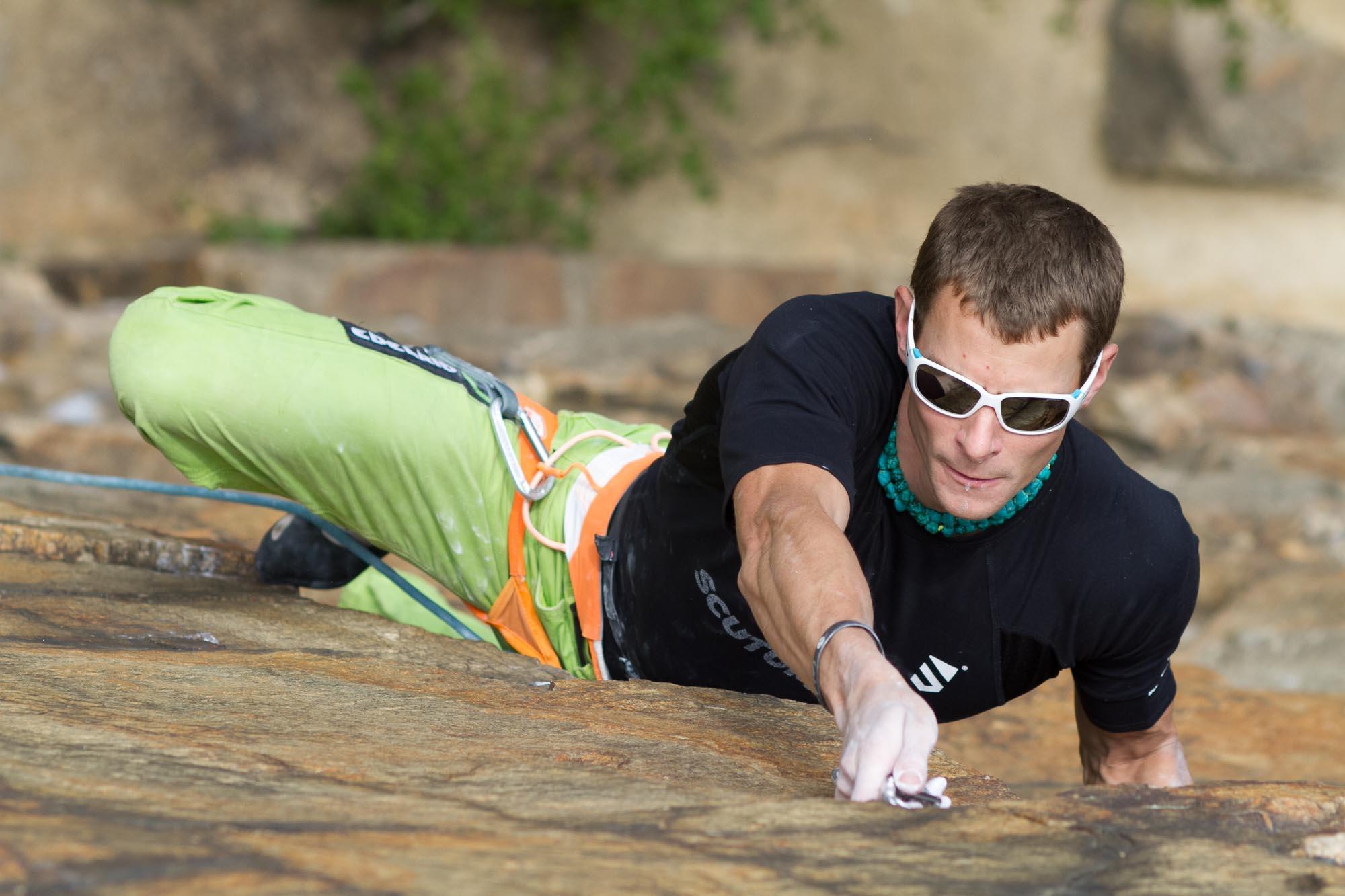 Průvodce lezením: sport, kterému propadnete