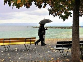 Jak vyrobit domácí sprej pro ochranu před deštěm?