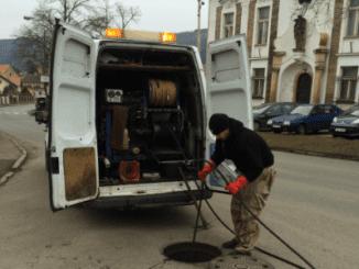 Potřebujete provést čištění kanalizace?