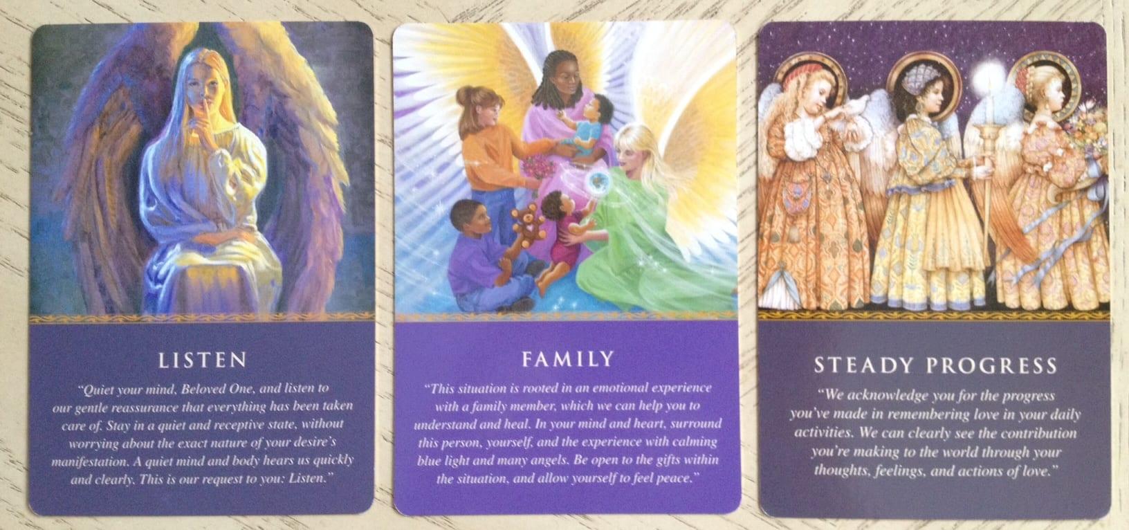 Znáte rozdíl mezi andělskými a tarotovými kartami?