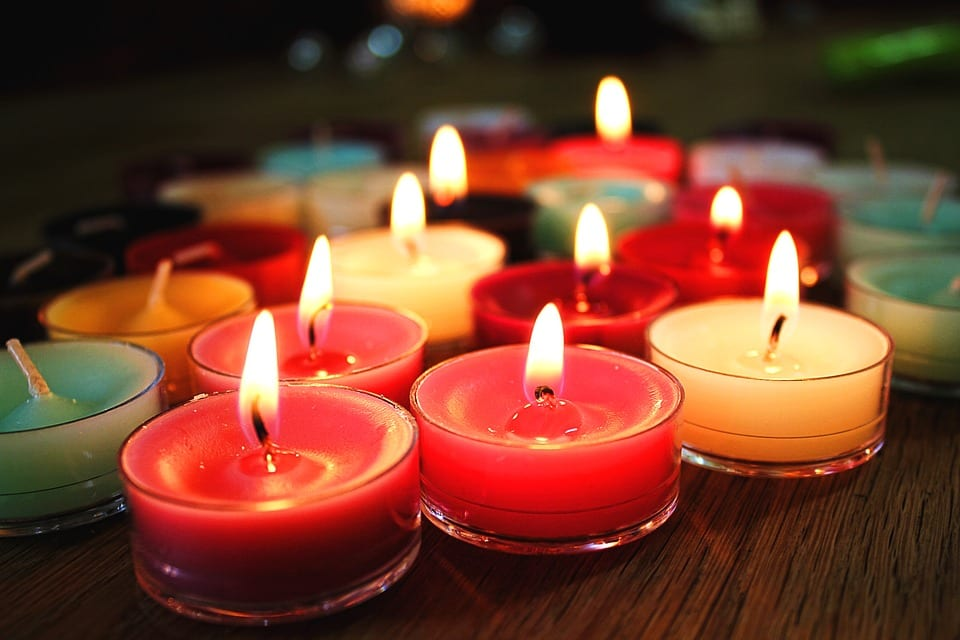 Jaké rituály se svíčkami pomáhají k lepšímu životu?