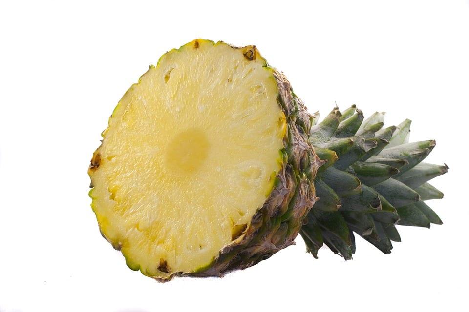 Jak si doma vypěstovat ananas?