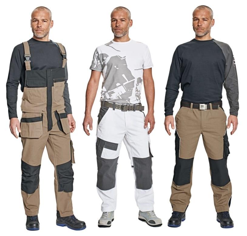 Pracovní oděvy Assent – oblečení od řemeslníků pro řemeslníky