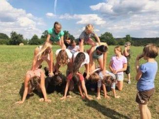 Kreativní tábor Benice prohloubí dovednosti dětí