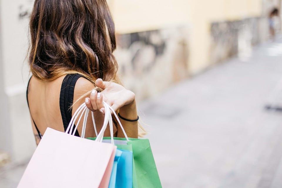 Nákupy – hobby naší doby
