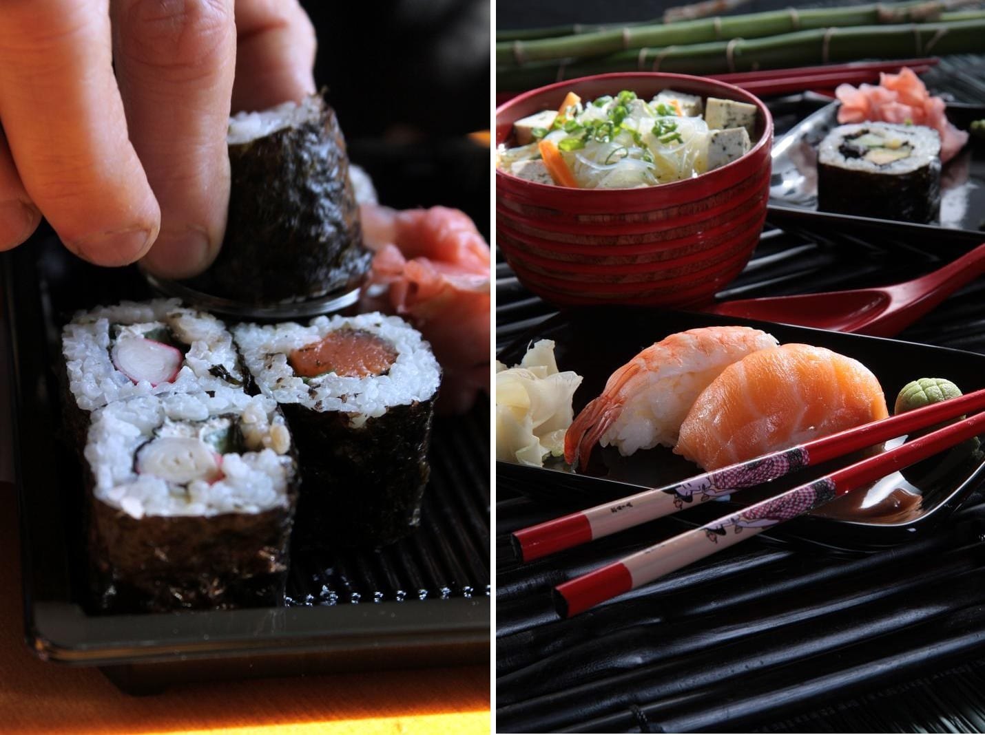 Jak si připravit skvělé sushi doma a kam na něj vyrazit v Praze?