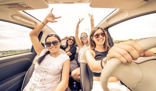 Tipy na letní autovýlet