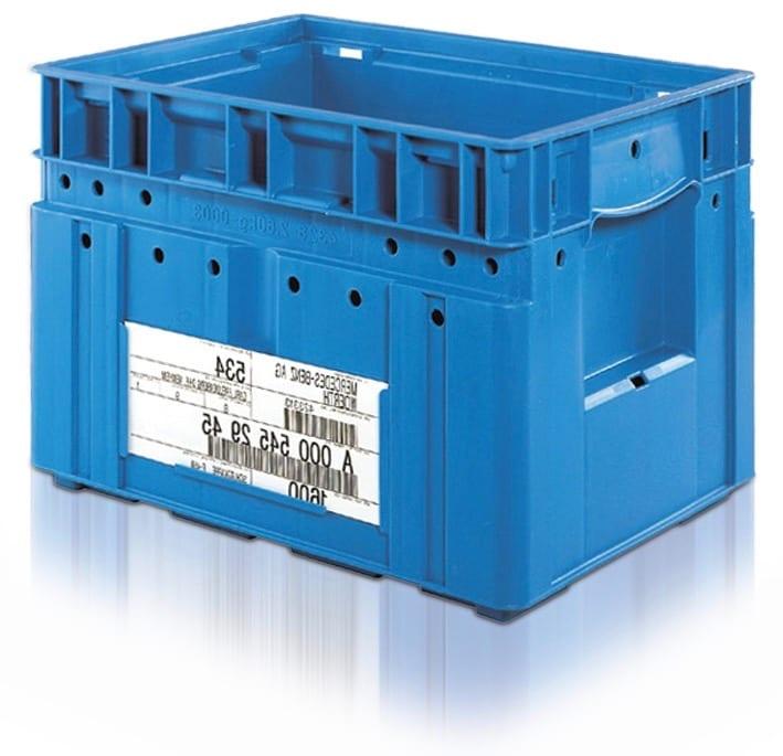 Kvalitní plastové bedny s víkem i bez. Hlavní heslo dlouhá životnost, ochrana výrobků.