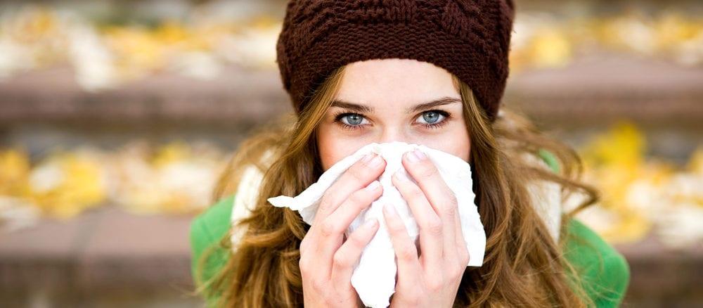 Jak zatočit s podzimním nachlazením? Podpořte imunitní systém u dětí
