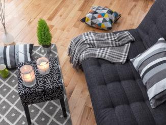 Změňte nudný prostor v úžasný pokoj