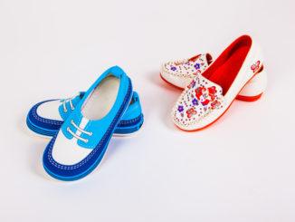 Umíte správně vybrat dětskou obuv?