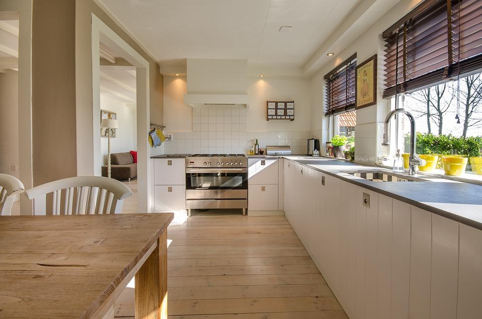 Jak dodat staré kuchyni novou jiskru?