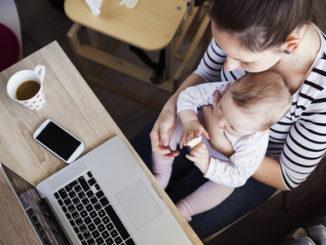 Zaručený přivýdělek při mateřské dovolené?