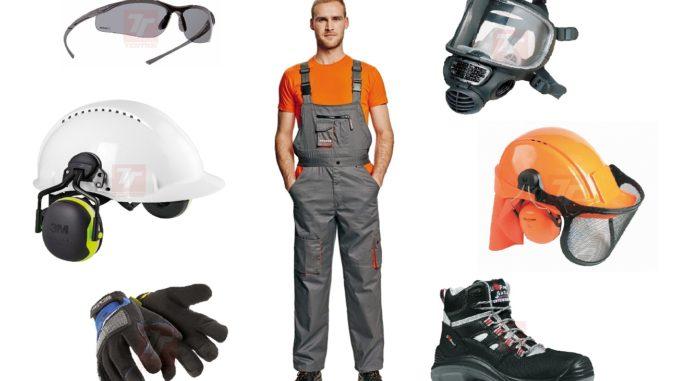 Minimalizujte pracovní úraz vhodným pracovním oděvem a ochrannými pracovními prostředky