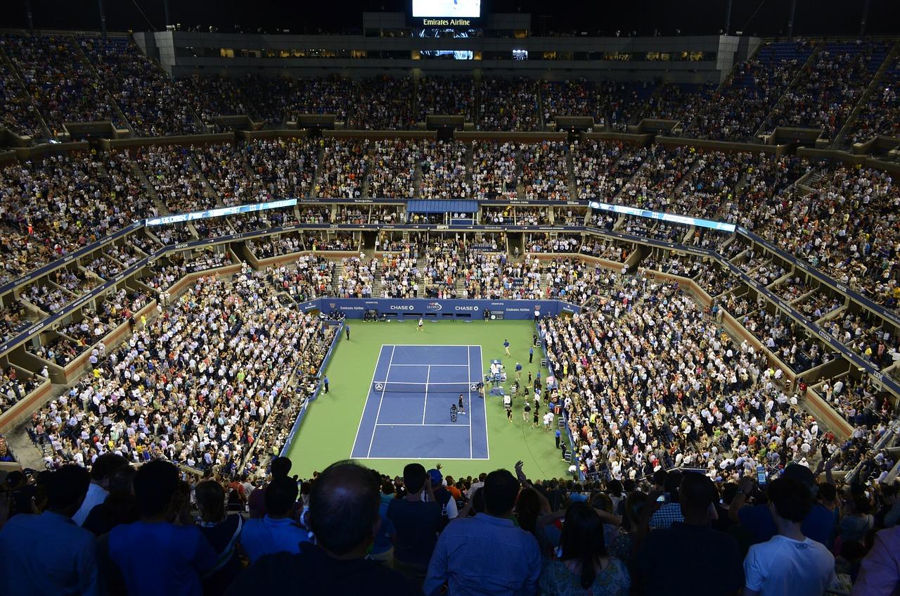 Tenisové US Open se blíží, program bude jako vždy nabitý