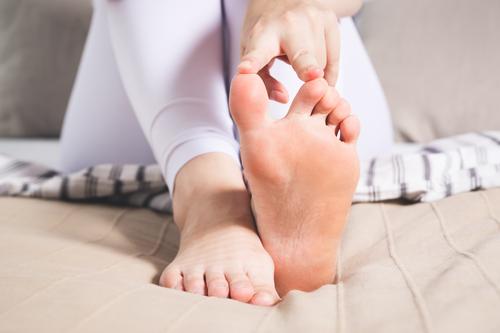 4 tipy pro odstranění nejčastějších problémů nohou