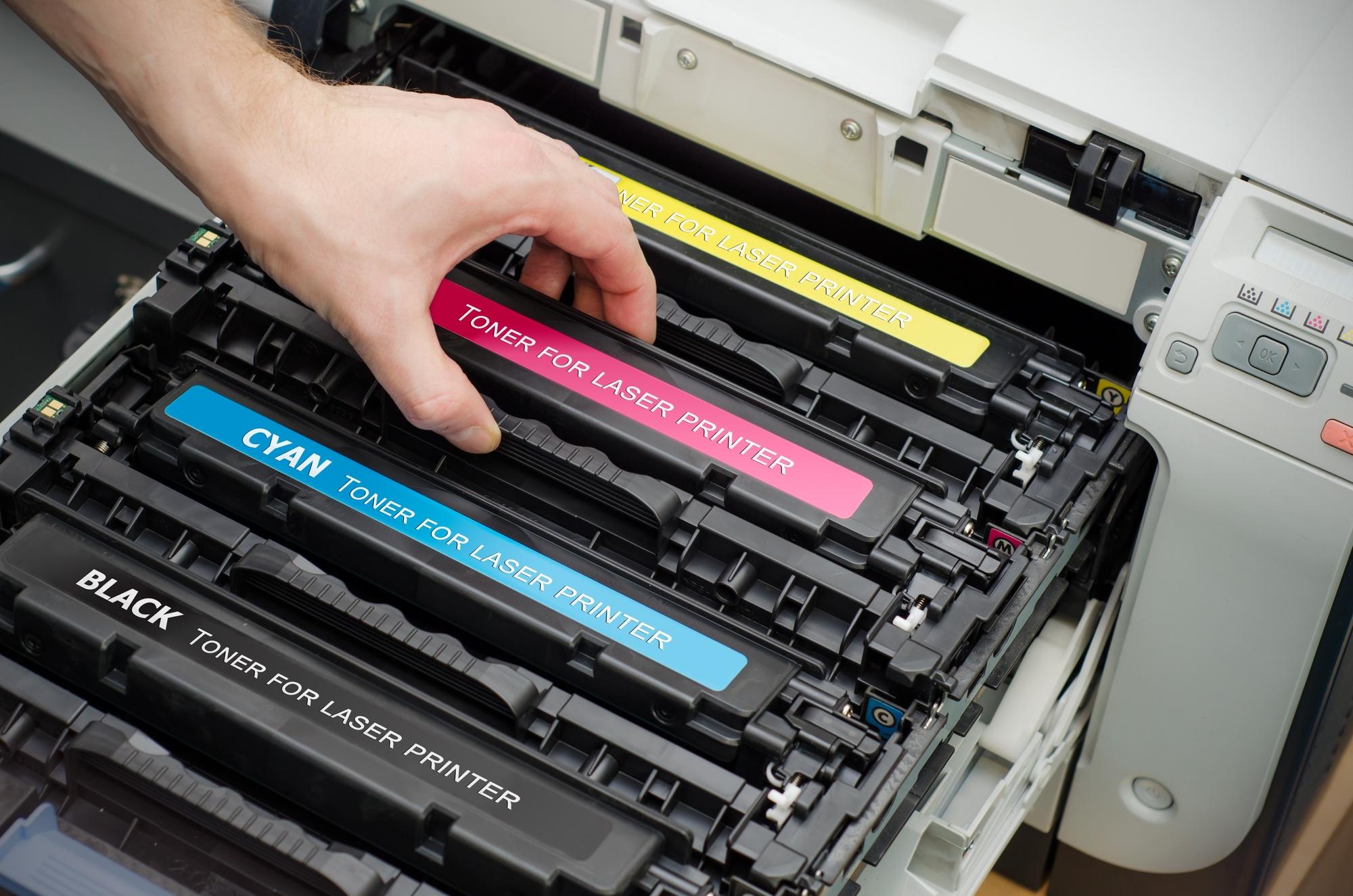 Jak si správně vybrat toner pro vaši tiskárnu