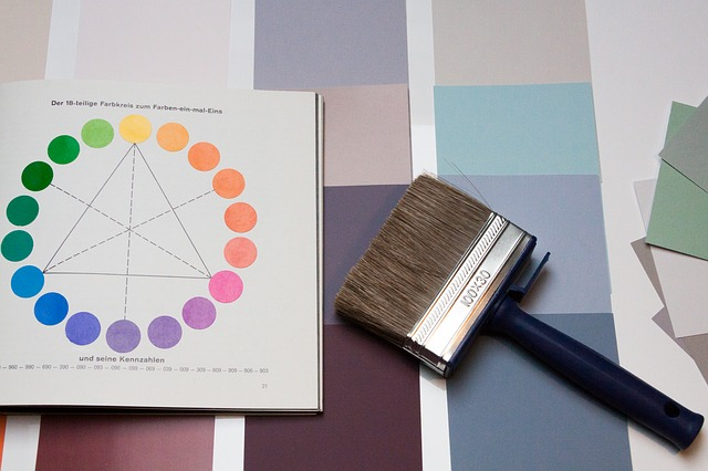 Jak na malování pokojů
